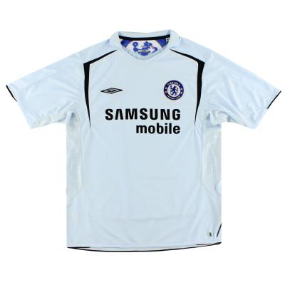 2005-06 Chelsea Umbro Away Shirt M