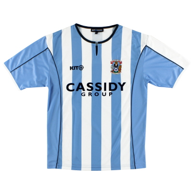 2005-06 Coventry Home Shirt L
