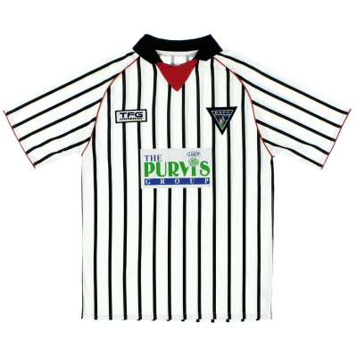 2005-06 Dunfermline Home Shirt S