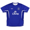 2005-06 Everton Home Shirt M.Bent #7 XL