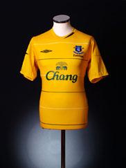 2005-06 Everton Third Shirt L
