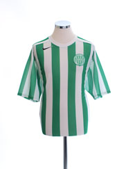 2005-06 Ferencvaros Home Shirt XL