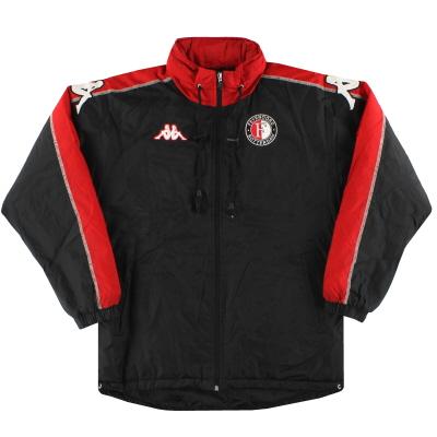 2005-06 Feyenoord Kappa Bench Coat S
