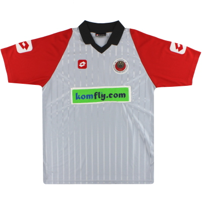 2005-06 Genclerbirligi Lotto Match Issue Third Shirt #23 XL