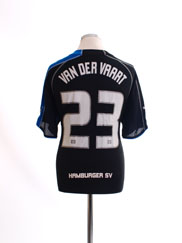 2005-06 Hamburg Away Shirt van der Vaart #23 XL