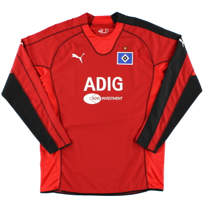 2005-06 Hamburg Third Shirt L/S L