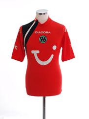 2005-06 Hannover 96 Home Shirt XL