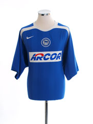 2005-06 Hertha Berlin Home Shirt M