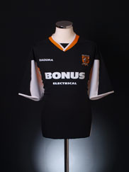 2005-06 Hull City Away Shirt L