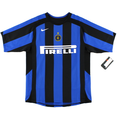 2005-06 Inter Milan Home Shirt *w/tags*