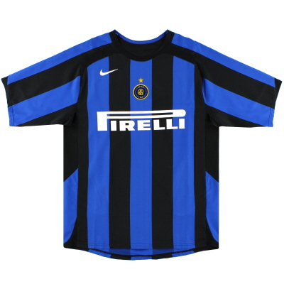 2005-06 Inter Milan Home Shirt M