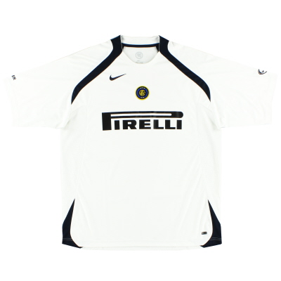 2005-06 Inter Milan Training Shirt XL