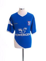 2005-06 Ipswich Home Shirt L