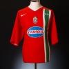 2005-06 Juventus Away Shirt Zambrotta #19 XL.Boys