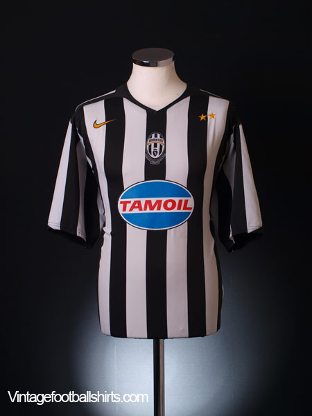 2005-06 Juventus Home Shirt *BNIB* XL.Boys