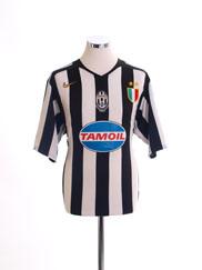 2005-06 Juventus Home Shirt S