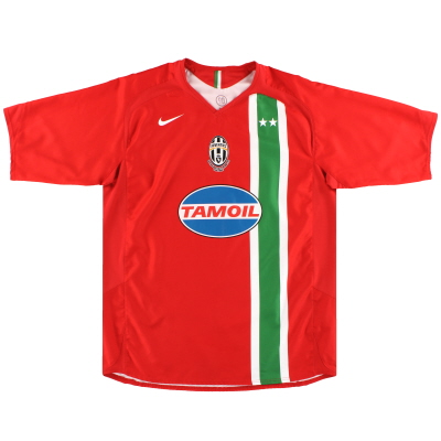 2005-06 Juventus Nike Away Shirt *Mint* L