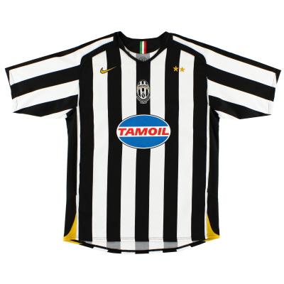 2005-06 Juventus Nike Home Shirt XXL