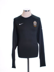 2005-06 Juventus Nike Training Jumper *Mint* L