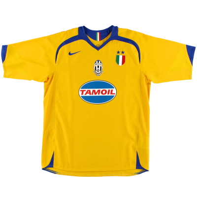 2005-06 Juventus Third Shirt L