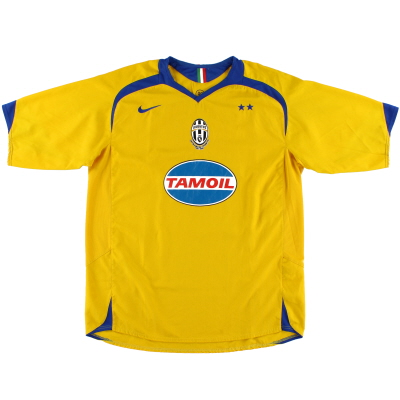 2005-06 Juventus Third Shirt XL