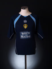 2005-06 Leeds Away Shirt M