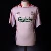2005-06 Liverpool Away Shirt 'Champions of Europe' XXL