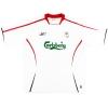 2005-06 Liverpool Reebok Away Shirt Alonso #14 L
