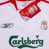 2005-06 Liverpool Away Shirt L/S *BNWT* L