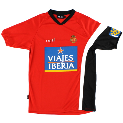 2005-06 Mallorca Home Shirt S