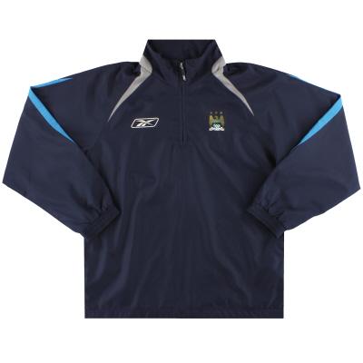 2005-06 Manchester Reebok Rain Jacket M
