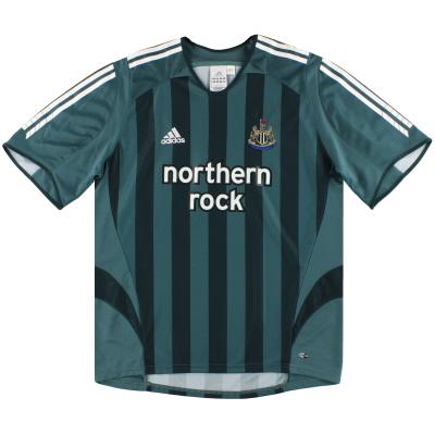 2005-06 Newcastle adidas Away Shirt *As New* L