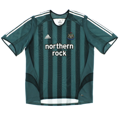 2005-06 Newcastle United Away Shirt