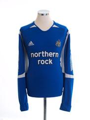 2005-06 Newcastle United Third Shirt / *Mint*