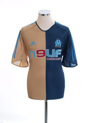 2005-06 Olympique Marseille Third Shirt M
