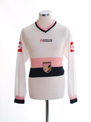 2005-06 Palermo Away Shirt L/S M