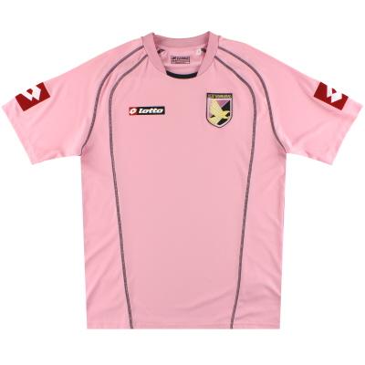 2005-06 Palermo Lotto Home Shirt *Mint* XL