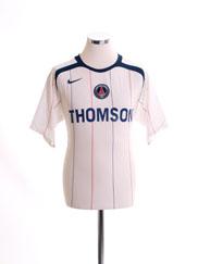 2005-06 Paris Saint-Germain Away Shirt S