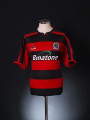 2005-06 QPR Away Shirt L