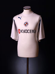 2005-06 Reading Puma Training Shirt L