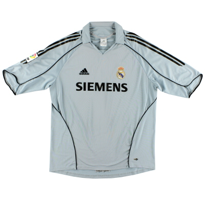 2005-06 Real Madrid Third Shirt XL