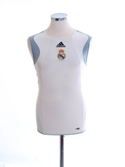 2005-06 Real Madrid Training Vest M