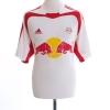 2005-06 Red Bull Salzburg Home Shirt Lokvenc #9 M