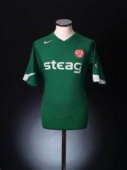 2005-06 Rot-Weiss Essen Third Shirt M