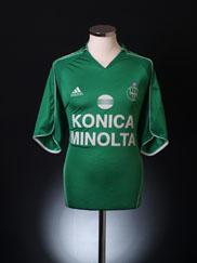 2005-06 Saint Etienne Home Shirt L