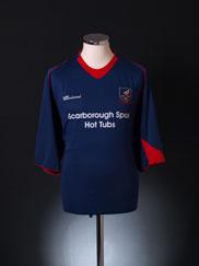 2005-06 Scarborough Away Shirt XXXL