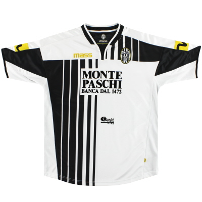 2005-06 Siena Home Shirt *Mint* L