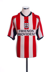 2005-06 Southampton Home Shirt L