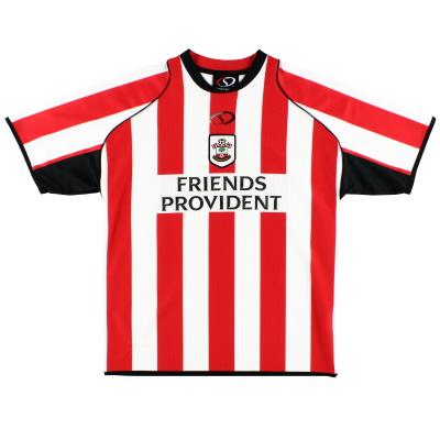 2005-06 Southampton Home Shirt M