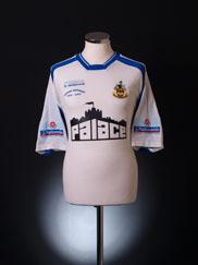 2005-06 Southport  Match Worn Away Shirt Morley #10 XL